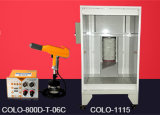 Small Powder Coating Cabin Booth