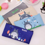Nylon Fabric Pencil Bag with Zipper