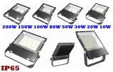 Good Price 5 Years Warranty IP65 Waterproof 200W 150W 100W Dimmable Outdoor LED Spotlight