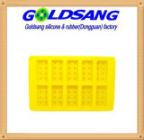 Bricks Shaped Silicone Ice Cube Trays
