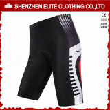 Wholesale Cheap Customised Mens Cycling Pants Black (ELTCSI-1)