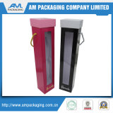 Custom Box Packaging Dongguan Foil Stamped Box for Champagne