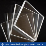 10mm Oversized Clear Float Ultra Sheet Glass Low Iron