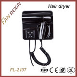 Wholesale Hotel Bathroom Wall Mounting Professional Hair Dryer