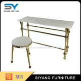 Luxurious Hotel Living Room Console Table