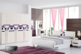 High Quality Bedroom Furniture Bedroom Set for Cheap Price (HC219)