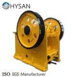 Wholesale Mining 15kw PE 250X400 Stone Jaw Crusher