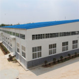 Light Prefabricated Steel Structure for Warehouse/ Workshop Shed