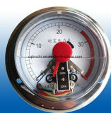 ABS 0-60 MPa Electric Contact High Pressure Gauge