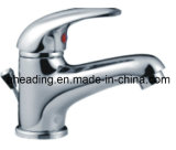Cheap Brass Basin Mixer Tap Sanitary Ware