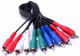 High Quality 5RCA to 5RCA Audio Video Cable