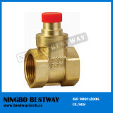 Forged Brass Lockable Gate Valve (BW-G09)