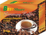 Best Share Herbal Slimming Lose Weight Coffee (MJ-15 bags)
