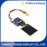 "2.5"" TFT resolution 320X240 high brightness with Control board"