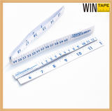 100cm (39inch) Medical Infant Dentist Gift Custom Printed Paper Measuring Tape Disposable Hospitcal Used Product with Your Logo