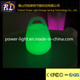 Rechargeable Illuminated Plastic LED Portable Lamp