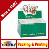 Royal 100% Plastic Bridge-Sized Playing Cards, Two Decks (Star Pattern)
