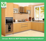 MDF/PVC Modern Kitchen Cabinet From China