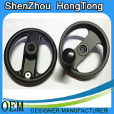Solid Aluminum Alloy Handwheel with Top Quality
