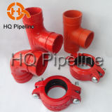 UL/FM Ductile Iron Grooved Pipe Fittings and Couplings