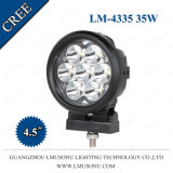 4.5 Inch 35W Jeep Offroad Waterproof CREE LED Working Lamp