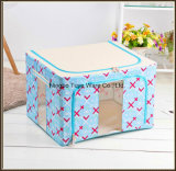 600d Oxford Waterproof Storage Box for Cloth Package