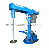 High Shear Dispersion Machine