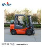 3000kg Forklift Truck Gasoline LPG with Cotton Bale Clamp