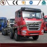 Cheap China Sinotruck Hohan 8X4 Tractor Head Truck Price