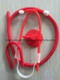 Plastic Stethoscope and Disposable Stethoscope of Plastic Toy Stethoscope (SW-ST01F)
