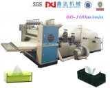 Automatic Color Print Tissue Facial Paper Machine Factory