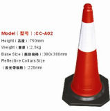 75cm Spain Standard PE Road Cones