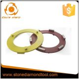 240mm Concrete Diamond Metal Grinding Disc with 3 Pins