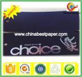 Uncoated 110g Black Cardboard Paper