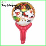 Inflatable Balls Holiday Party Decoration Xmas Christmas Aluminum Foil Balloons