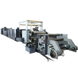 Automatic Exercise Book Making Machine Reel Paper Flexography Printing Saddle Stitch <Ld-1020>