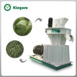 Straw Wood Pellet Machine with Double-Ring