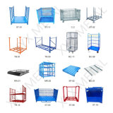Heavy Duty Galvanized Stacking Steel Pallet Rack with Posts