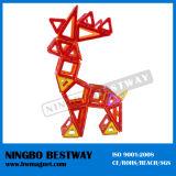 Flexible Magnetic Contruction Toy Sets
