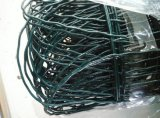 350mm*10m Green Garden Mesh Decorative Wire Bordering Fence Hot Sale in Germany