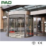 Door Automation of Arc Curved Solution for Commercial Building