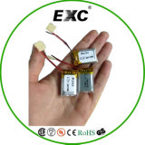 Exc802030 3.7V 400mAh Li-ion Lithium Polymer Battery
