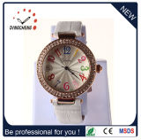 Fashion Ladies Watches Quartz Bracelet Alloy Watch (DC-353)