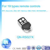 for Beninca/ Bft 4 Button Rolling Code Small Radio Remote Transmitter Qn-RS027X