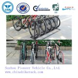 Hot Sale Black Powder Coated Bike Rack