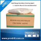 High Range Soundless Cracking Agent for Rock Demolitioin