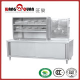 Stainless Steel Kitchen Two Layers Worktable