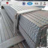 Hot Rolled Serrated Flat Shape Bar for Steel Grating