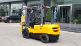 Cheapest Price 3.5 Ton Diesel Forklift Truck with Ce EPA