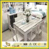 Marmara White, Nero Marquina, Baltic Brown Marble Granite Tea Top
